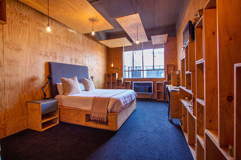 Johannesburg Art Hotel - Maboneng Hotel
