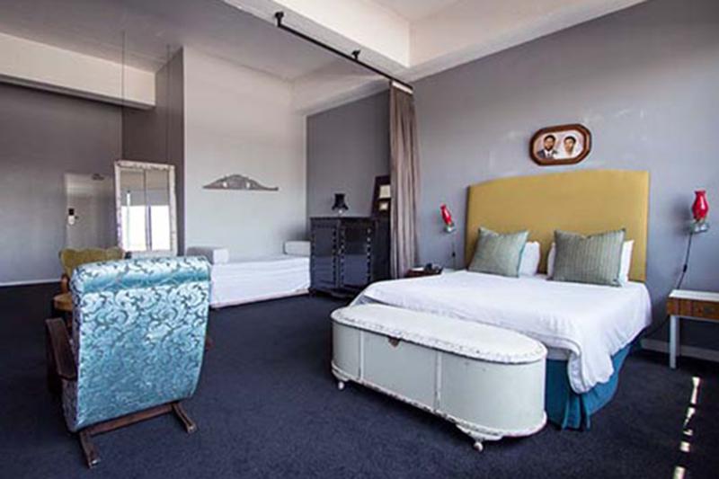 12 Decades Hotel - Maboneng Hotel - Johannesburg Art Hotel