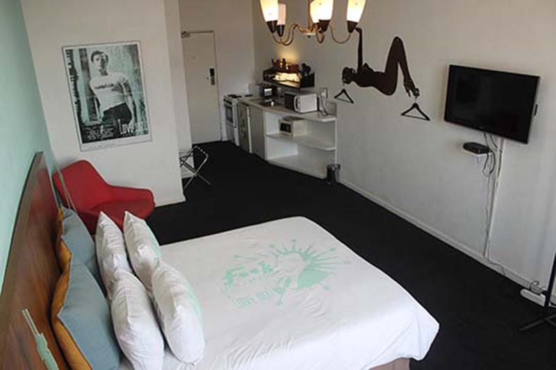 Maboneng Hotel - 12 Decades Hotel