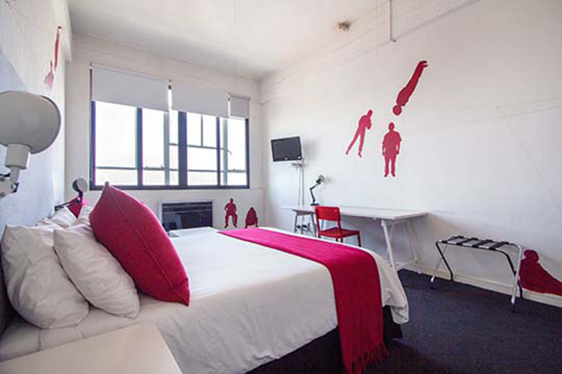 Johannesburg Art Hotel - Maboneng Hotel - 12 Decades Hotel