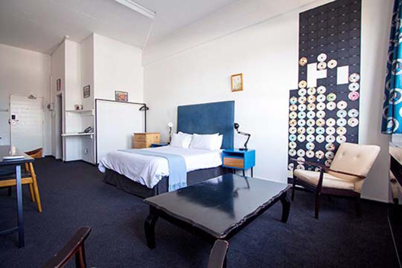 12 Decades Art Hotel - Maboneng Hotel - Johannesburg Art Hotel